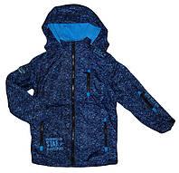 Куртка на флисе для мальчика,оптом, Grace 134-164 рр., арт. B-61202