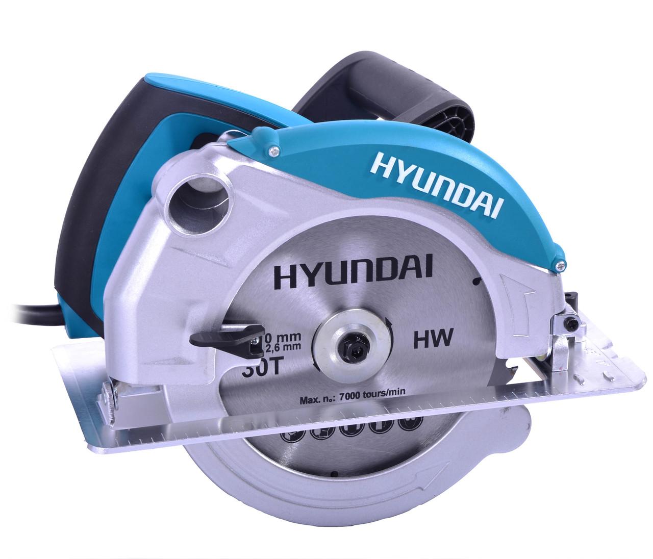 Циркулярная пила Hyundai C 1800-210 Expert