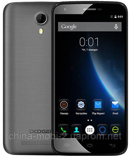 Смартфон Doogee Y100 Pro 2/16 GB Pearl Gray