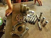 Ремонт  насосов и гидромоторов