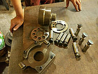 Ремонт  насосов и гидромоторов Bosch Rexroth A4VG