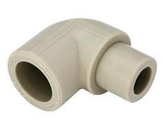 Колено трубы 20х90 в/н (50/300), Kalde