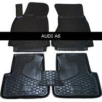 Коврики в салон Avto Gumm 11518 для Audi A6 (C7) 2014-