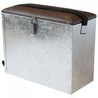 Ящик для зимней рыбалки метал.