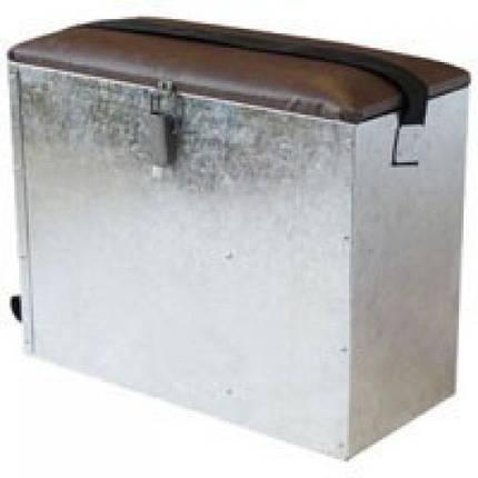 Ящик для зимней рыбалки метал., фото 2