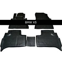 Коврики в салон Avto Gumm 11119 для BMW X5 E53 2000-2006