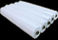 Пленка тепличная прозрачная белая полиэтиленовая Планета Пластик 3000рукав*100мкр*50м