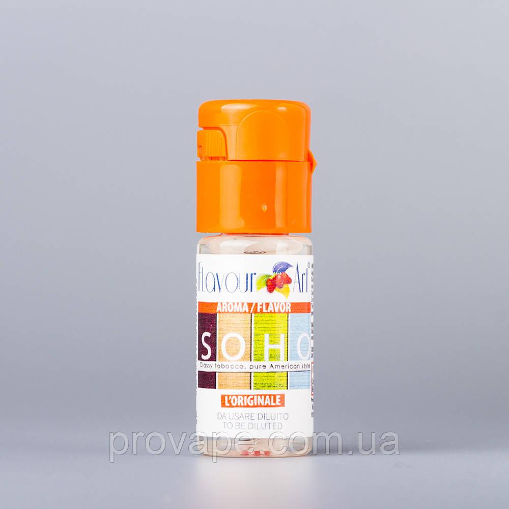 Soho (Табак) - [FlavourArt, 10 мл], фото 1