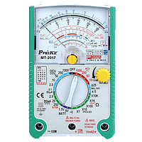 Мультиметр аналоговый Pro'sKit MT-2017
