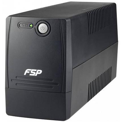 Источник бесперебойного питания FSP DP 1000VA (DP1000IEC), фото 2