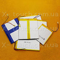 Аккумулятор, батарея для планшета 3500 mAh, 3,7 V, 30x82х135 мм