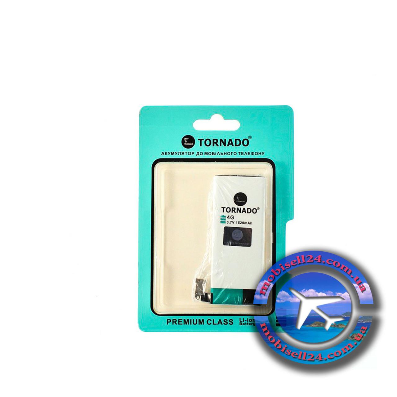 "АКБ Аккумулятор ""Tornado"" для iPhone 4G"