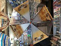 """Детский зонт трость Star Rain """"Собачки 4"""" полуавтомат, 8 спиц, фото 1"""