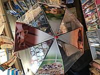 """Детский зонт трость Star Rain """"Собачки 2"""" полуавтомат, 8 спиц, фото 1"""