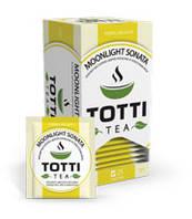 Чай травяной пакетированнный на основе зеленого чая Moonlight Sonata «Лунная Соната»