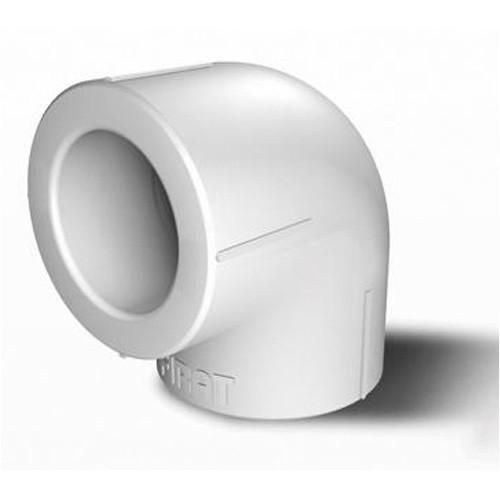 Колено 90 градусов — 50 Ø,мм, Firat Plastik