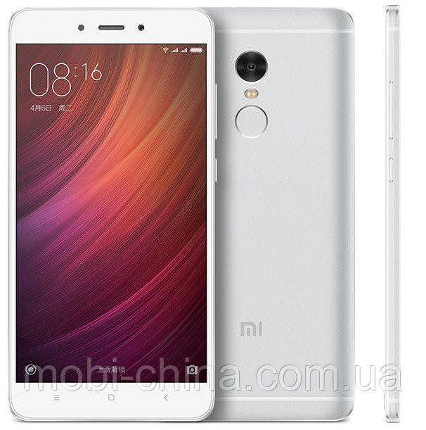 Смартфон Xiaomi Redmi Note 4 3 64Gb Silver