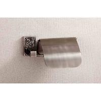 Держатель для туалетной бумаги BADICO PREMIUM 8506 antic black