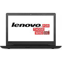 Ноутбук Lenovo IdeaPad 110-15 IBR 15.6 1366 x 768 LED глянцевый Intel Pentium 1.6 ГГц RAM 4 ГБ HDD 1 ТБ черный