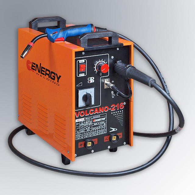 Энергия ПДГ 216 полуавтомат 380V (Евро разъем KZ-2)