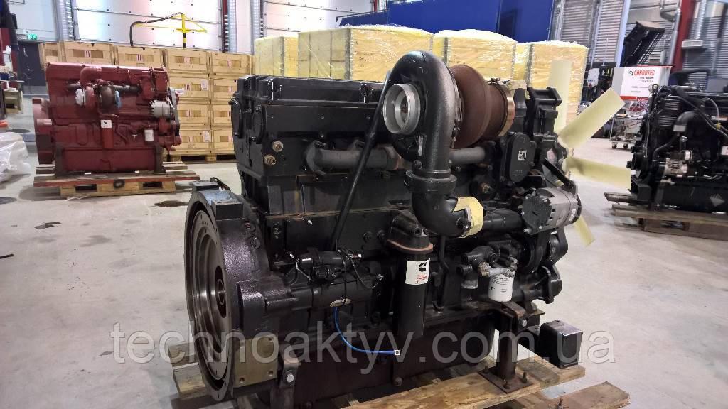 Двигатель     Cummins QSX (QSX, QSX*)