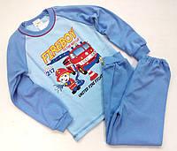 Детская пижама - пожарник