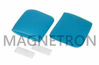Фильтр мотора (2 шт) для пылесосов DeLonghi VT517875