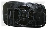 Вкладыш зеркала левый с обогревом PASSAT B3 -93