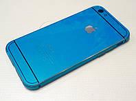 Чехол алюминиевый бампер + пластиковая задняя крышка iPhone 6/6s