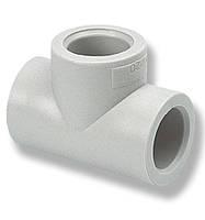 Тройник равнопроходной пластиковый 20 (50/300), Wavin