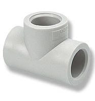 Тройник равнопроходной пластиковый 25 (50/150), Wavin