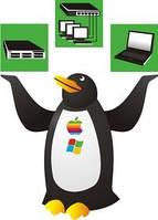 1.1. Настройка и обслуживание компьютеров, ноутбуков, серверов, офисной техники (IT-аутсорсинг)