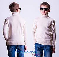Детский свитер-гольф мод.0763 (р.110-152)