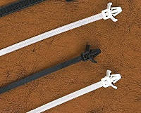 Кабельная стяжка CHS-3*100 Белая