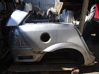 0216078 Лонжерон задний правый на универсал Опель Вектра Ц (Opel Vectra C) б/у