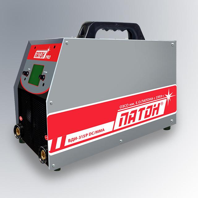 Сварочный инвертор ПАТОН ВДИ-315P DC MMA (Цифровой, Professional)