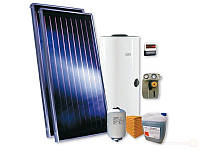 Солнечный набор Immergas SUPER SET IMMERSOLE 2 х 2,0 + 200 INOXSTOR