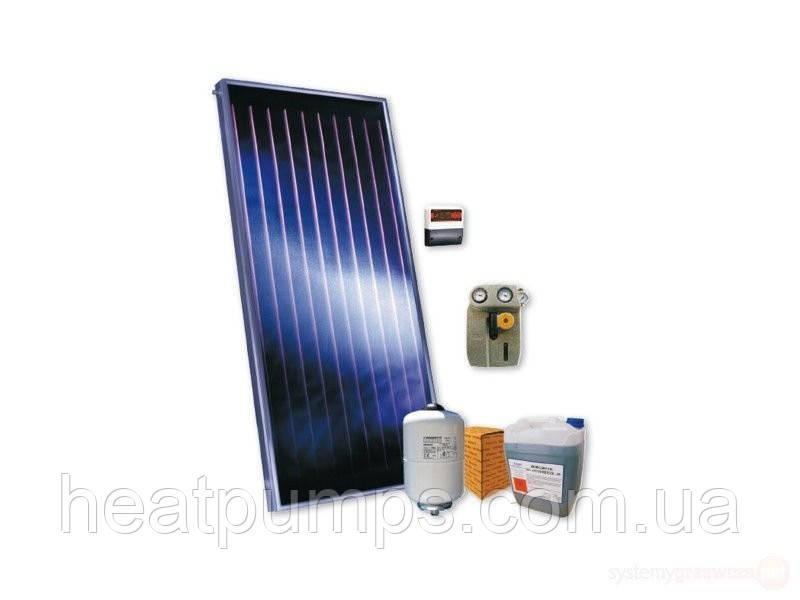 Солнечный набор Immergas SUPER SET IMMERSOLE 2 х 2,6 - Будет Тепло Украина в Львове