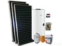 Солнечный набор Immergas IMMERSOLE SUPER ALU 3 X 2.0 + INOXSTOR 300