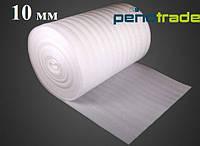 Вспененный полиэтилен для упаковки и подложки 10 мм