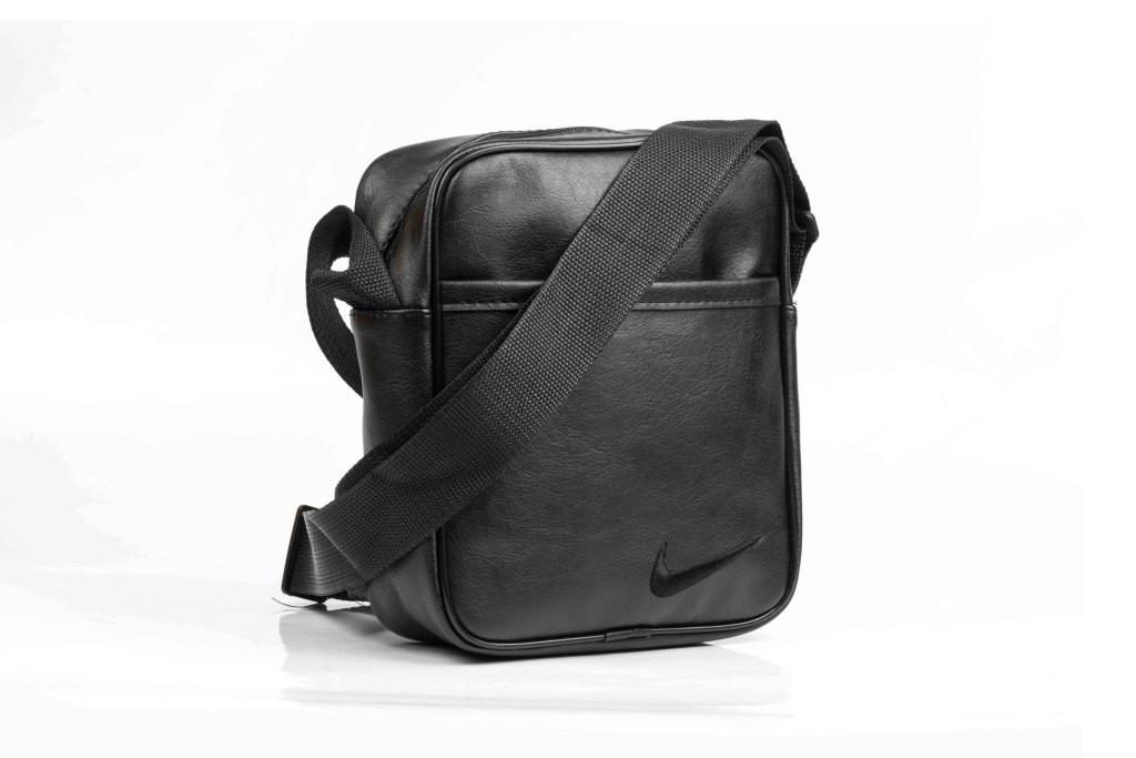 a0d8ae0371be Мужская кожаная PU сумка через плечо мессенджер Nike размер XL - DanZo TM в  Харькове