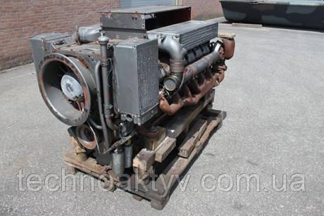 Двигатель     Deutz серии 413 (F6L413FW, F8L413FW, F10L413FW, F12L413FW, BF12L413FW)