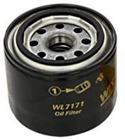Фильтр масляный Hyundai, Kia, Mazda, Subaru, Mitsubishi (пр-во WIX)