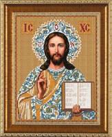 Набор для вышивания бисером Господь Иисус Христос Н 1207