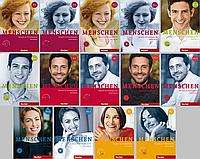 Menschen (Kursbuch + Arbeitsbuch)