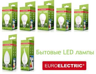Скоро в продаже бюджетные светодиодные лампочки Euroelectric
