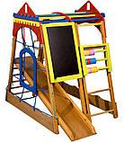 Детский спортивный комплекс для дома «Замок», фото 2