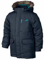 Детская теплая куртка Nike FLD 550 Hoodd JUNIOR 546191-467