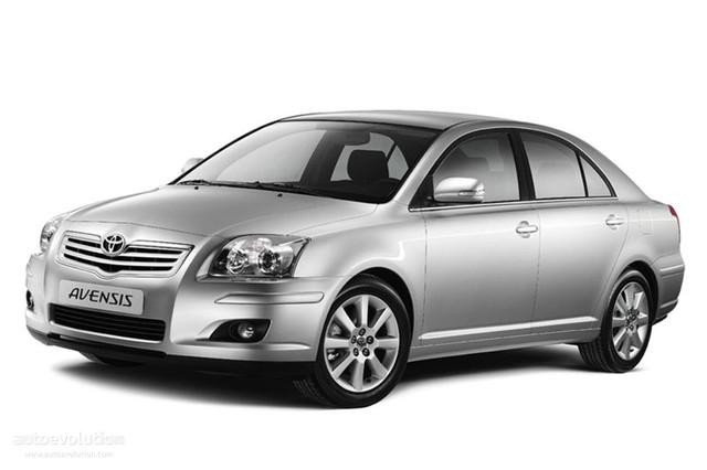 Toyota Avensis (2003-2009)