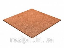Резиновая плитка 10 мм